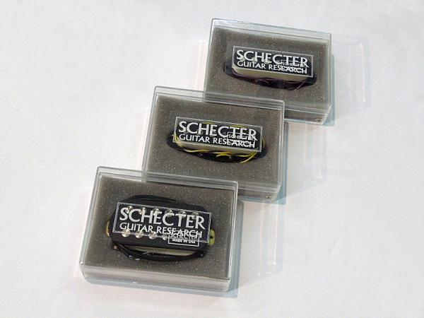 SCHECTER ( シェクター ) MONSTER TONE ST & SUPER ROCK III / NON TAP / SSH SET