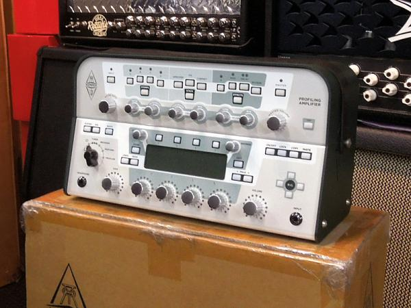 Kemper ( ケンパー ) Profiler Head / White < アウトレット特価品 >