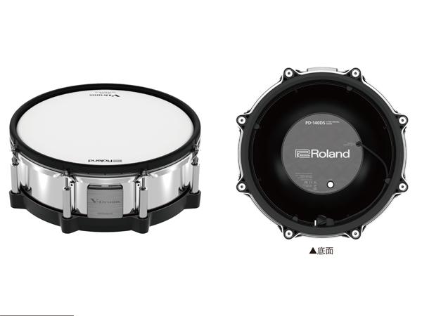Roland ( ローランド ) PD-140DS ☆ Vパッド・デジタル・スネア 【11月発売予定 まもなく予約開始】