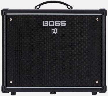 BOSS ( ボス ) KATANA-50 【 「刀」ロゴ入りリストバンドプレゼント!】