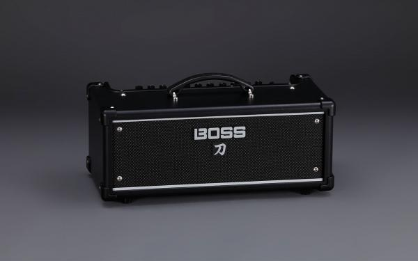 BOSS ( ボス ) KATANA-HEAD  【 「刀」ロゴ入りリストバンドプレゼント!】