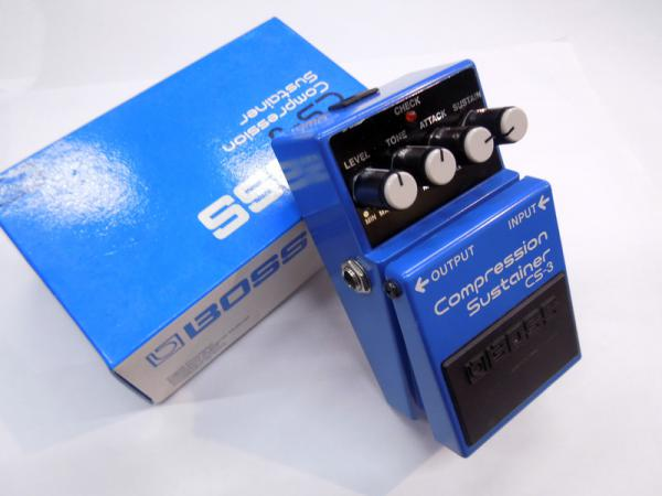 BOSS ( ボス ) CS-3 Compression Sustainer < Used / 中古品 >