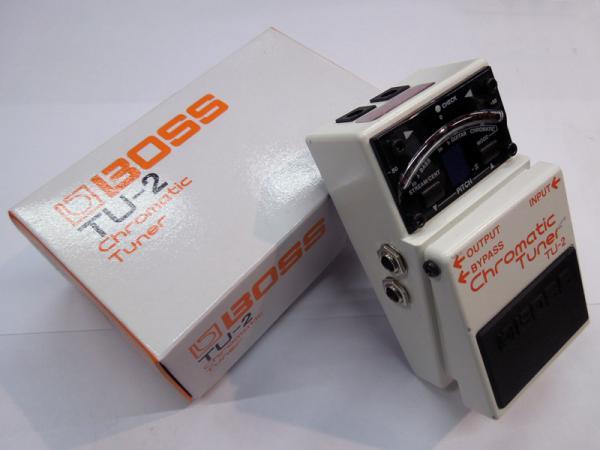 BOSS ( ボス ) TU-2 Chromatic Tuner < Used / 中古品 >