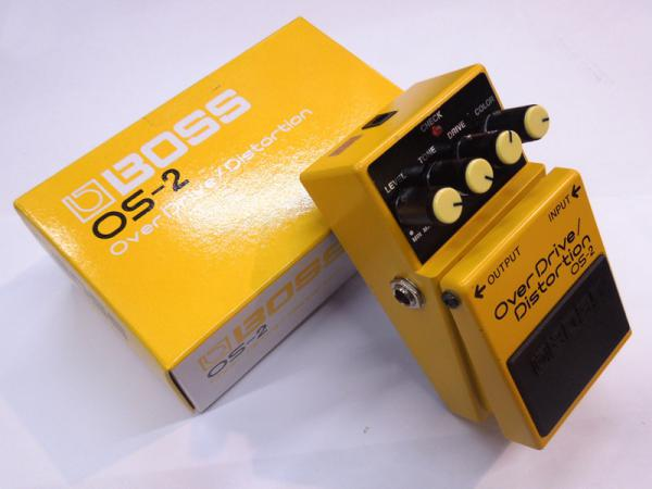 BOSS ( ボス ) OS-2 OverDrive/Distortion < Used / 中古品 >