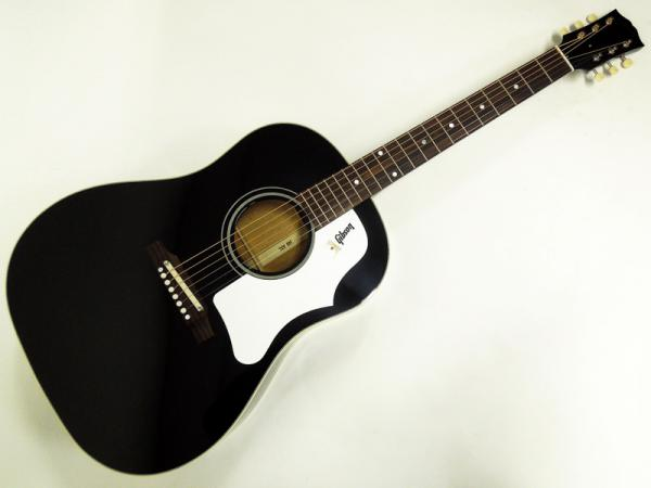 Gibson ( ギブソン ) 1960's J-45 Ebony / Adjustable saddle #13576039