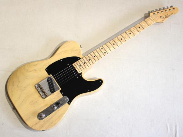 J.W.Black Guitars JWB-T Butterscotch Blonde ☆ 極上激鳴りのテレキャスターがUSED入荷