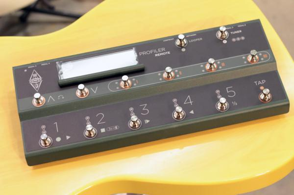 Kemper ( ケンパー ) Profiler Remote