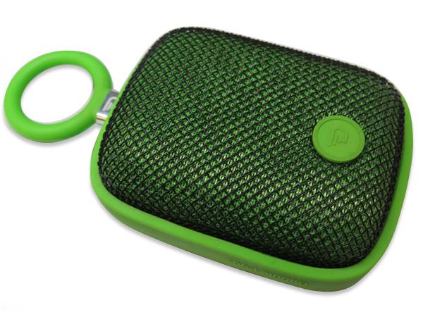 DreamWave Bubble Pods ( グリーン )  ◆ カラフル、お洒落でかわいい Bluetoothワイアレススピーカー