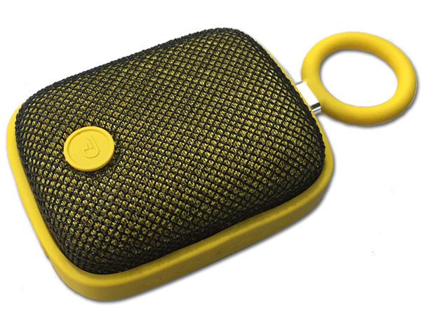 DreamWave Bubble Pods ( イエロー )  ◆ カラフル、お洒落でかわいい Bluetoothワイアレススピーカー