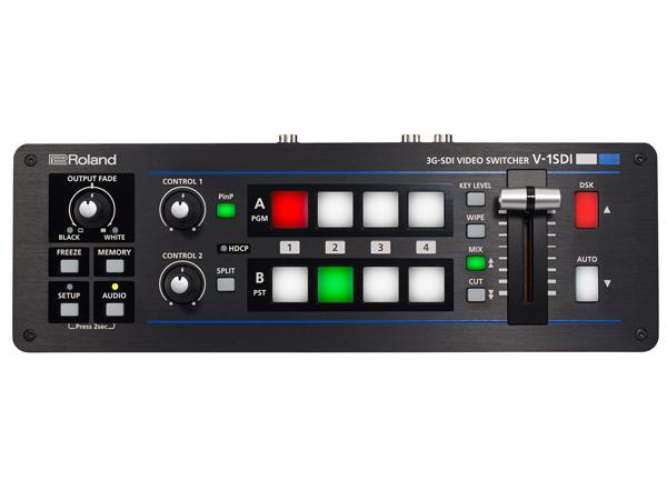 Roland ( ローランド ) V-1SDI ◆ 3G-SDI/HDMI対応 ビデオスイッチャー