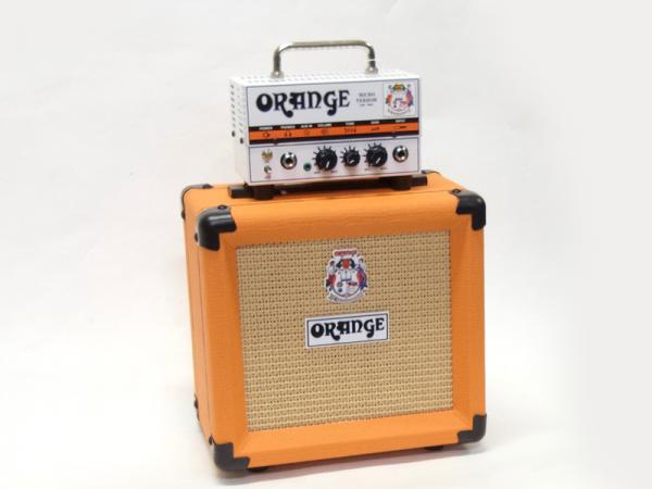 Orange ( オレンジ ) Micro Terror スタックセット【チューブ アンプ  】