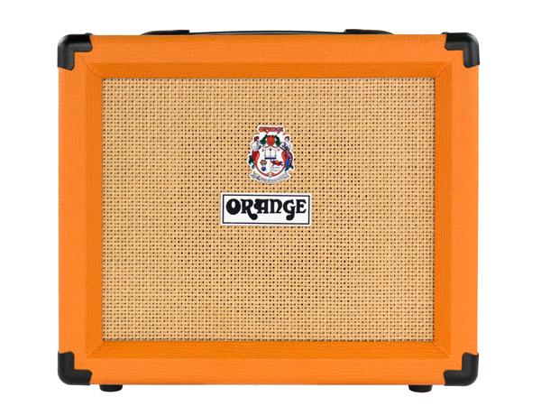 Orange ( オレンジ ) CRUSH 20RT ☆ リバーブ&クロマチックチューナー搭載 2ch コンボアンプ