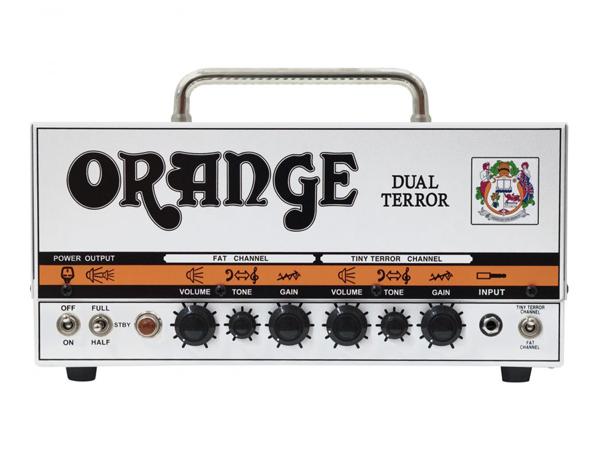 Orange ( オレンジ ) DUAL TERROR ☆ 30W TUBE AMP HEAD
