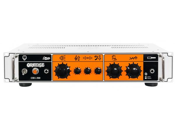Orange ( オレンジ ) OB1 500 ☆ ラックマウント500Wベースアンプヘッド