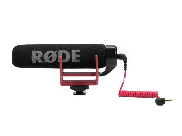 RODE ( ロード ) VideoMic GO ◆ ビデオカメラ用マイク/ショットガンマイク