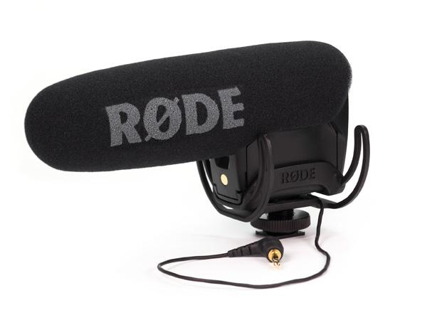 RODE ( ロード ) VideoMic Pro Rycote ◆ モノラルショットガンマイク