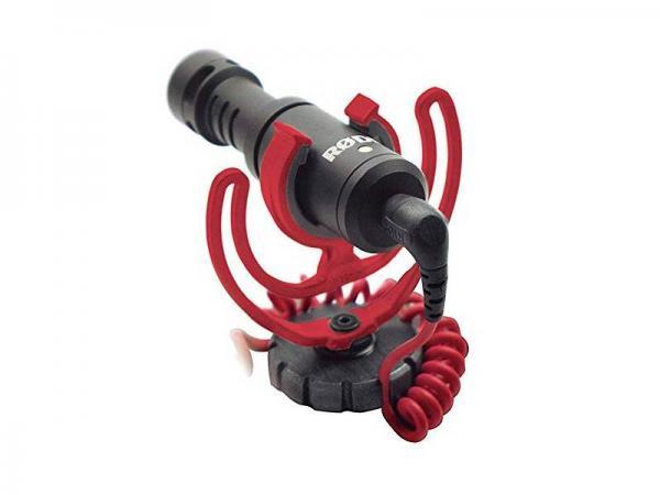 RODE ( ロード ) VideoMicro ◆ 小型・軽量マイク ビデオマイクロ