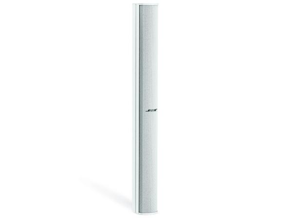 BOSE ( ボーズ ) MA12EX W/ホワイト (1本) ◆ 屋外設置も可能な 全天候型ラインアレイスピーカー 白色