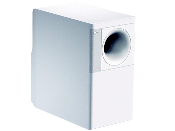 BOSE ( ボーズ ) FS3-MW (1本)  ホワイト ◆ サブウーファー スピーカーシステム