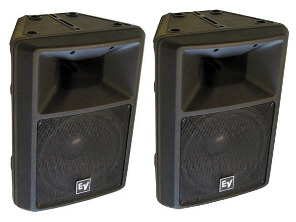 Electro-Voice ( EV エレクトロボイス ) SX300 B/黒 [ 限定ペア販売 ] ◆ フルレンジスピーカー ( SX-300x2台 ) 限定特価品