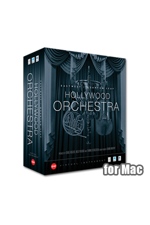 EASTWEST ( イーストウエスト ) Hollywood Orchestral Diamond Edition HDD/ Mac版 ◆【正規取扱商品】
