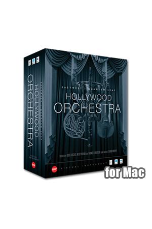 EASTWEST ( イーストウエスト ) Hollywood Orchestral Diamond Edition HDD/ Mac版 ◆【正規取扱商品】