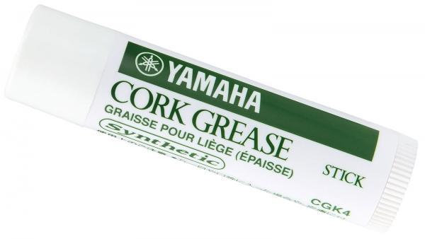 YAMAHA ( ヤマハ ) コルクグリス スティック CGK4 木管楽器 クラリネット サックス オーボエ コルク ジョイント部 お手入れ用品 グリス cork grease