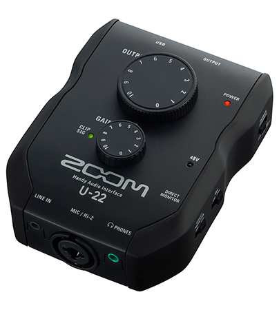 ZOOM ( ズーム ) U-22