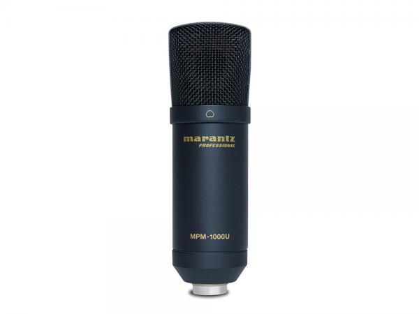 marantz Professional ( マランツプロフェッショナル ) MPM-1000UJ  ◆ DAWレコーディング/スマホアプリ用USBコンデンサーマイク