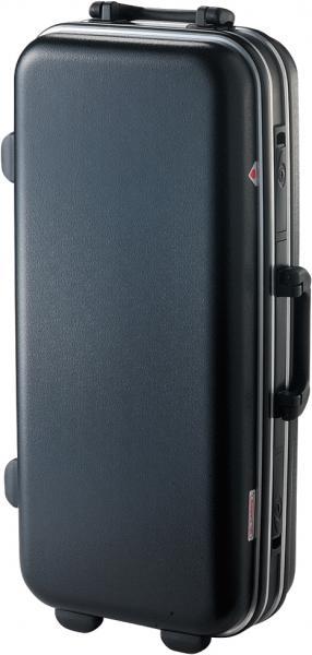 GL CASES ( GLケース ) GLC-A アルトサックス ハードケース GLCシリーズ ABS 樹脂製 ブラック カラー 楽器 ケース 管楽器 Alto saxophone bag black color