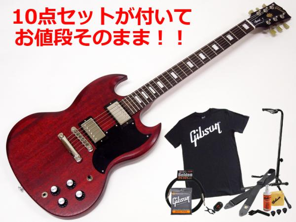 Gibson ( ギブソン ) SG Special 2017 T Satin Cherry #170041397