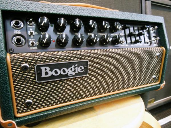 Mesa Boogie ( メサ・ブギー ) MARK FIVE:25 Head Emerald Bronco Gj