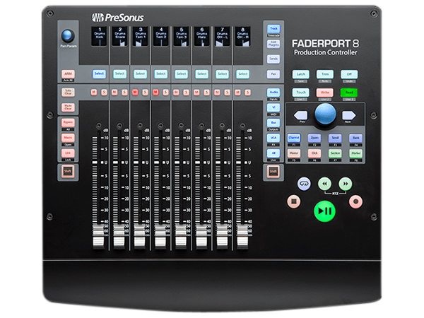 PreSonus ( プリソーナス ) FaderPort 8