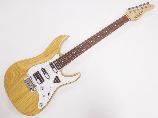SCHECTER ( シェクター ) BH-I-STD-24 (Natural/R)【日本製 エレキギター 】
