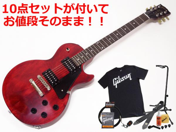 Gibson ( ギブソン ) Les Paul Faded 2017 T / Worn Cherry #170051018