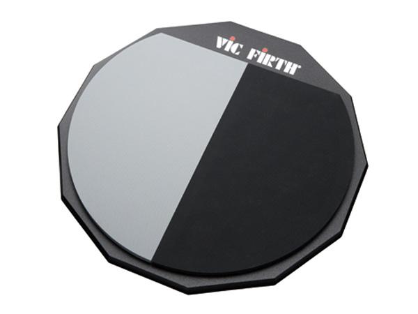 VIC FIRTH ( ヴィックファース ) VIC-PAD12H 【12インチトレーニングパッド】