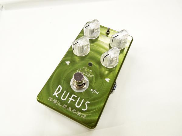 Suhr ( サー ) Rufus Reloaded 【オクターブ・ファズ 正規輸入品 】