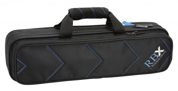 Reunion Blues ( リユニオンブルース ) RBX-FLT フルートケース セミハードケース ブラック 管楽器 ケース RBX Flute case bag ショルダータイプ 北海道 沖縄 離島不可
