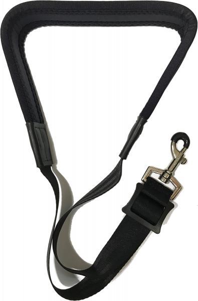 Bropro ( ブロプロ ) SXS-24 ネックストラップ ブラック スナップフック アルトサックス ソプラノサックス テナーサックス saxophone neck straps ストラップ