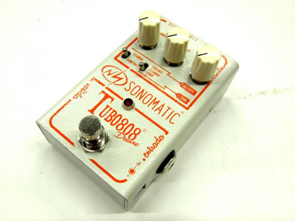 Sonomatic ( ソノマティック ) Tubo808 Deluxe  Overdrive【オーバードライブ ギター・エフェクター 特価  WO 】