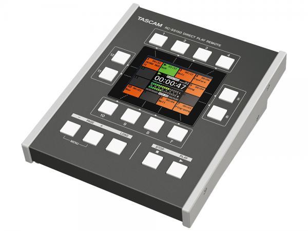 TASCAM ( タスカム ) RC-SS150 ◆ TASCAM SS-CDR250N/SS-R250N用 ポン出しリモートコントロールユニット