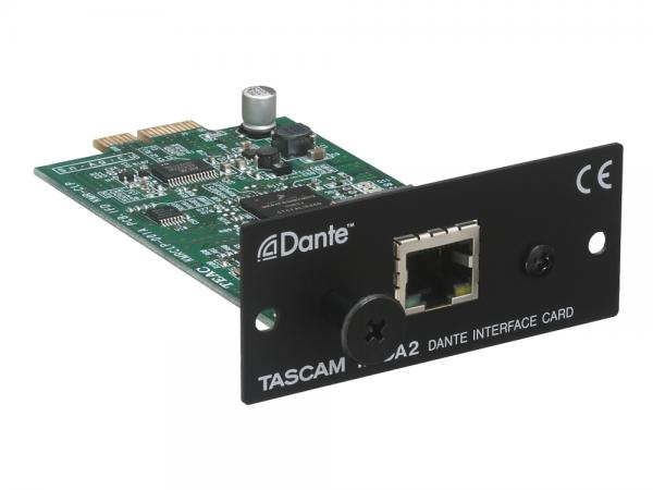 TASCAM ( タスカム ) IF-DA2 ◆ TASCAM SS-CDR250N/SS-R250N用 Danteインターフェースカード