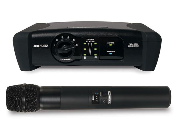 LINE6 ( ラインシックス ) XD-V35  [ OUTLET 特価品 ]【在庫限り】◆ 2.4GHz帯デジタルワイヤレスマイクシステム ハンドヘルドマイク