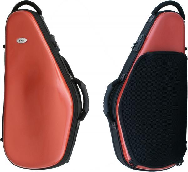 bags ( バッグス ) EFAS-M-COPPER アルトサックス ケース メタリックカッパー ハードケース リュック EVOLUTION alto saxophone case 北海道 沖縄 離島不可