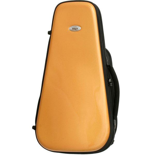 bags ( バッグス ) EFTR M-GOLD トランペット ケース メタリック ゴールド ハードケース リュック EVOLUTION B♭ trumpet case gold 北海道 沖縄 離島