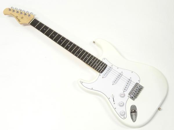Bacchus ( バッカス ) BST-1R-LH(SW)【左用 レフトハンド  エレキギター アウトレット 特価品 】