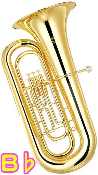 YAMAHA ( ヤマハ ) YBB-201II 新品 B♭ チューバ 3ピストン 日本製 トップアクション ピストンチューバ 管楽器 本体 YBB-201-2 Bb tuba 北海道 沖縄 離島不可