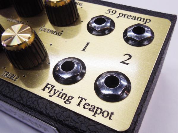 flying teapot 59 pre amp 【ギタープリアンプ  】