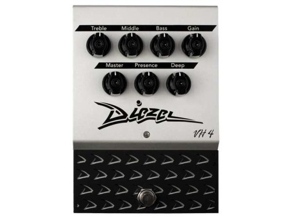 Diezel ( ディーゼル ) VH4 Pedal【ディストーション 】