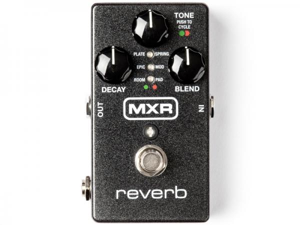 MXR ( エムエックスアール ) M300 Reverb【限定特価】【デジタル・リバーブ WO】